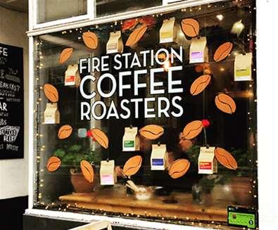 The Firestation Cafe, Bar..