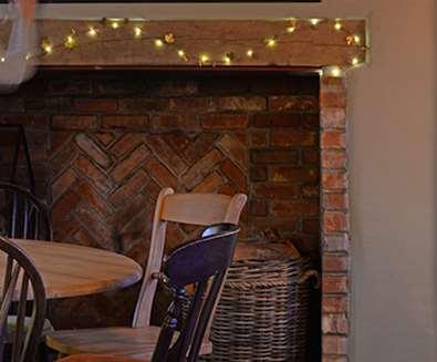 FD - The Oyster Inn - Fireplace