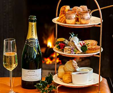 FD - The Swan - Festive Afternoon Tea