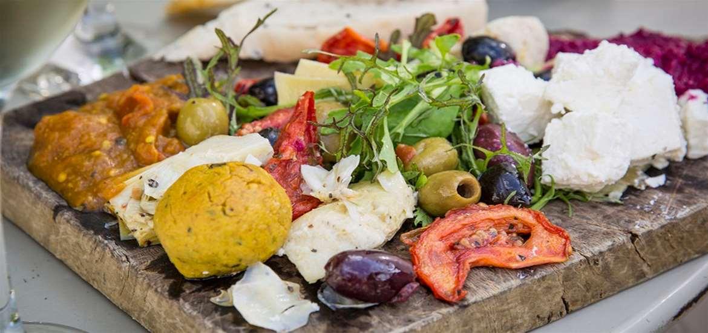 F&D - The Table - Woodbridge - Food Plate