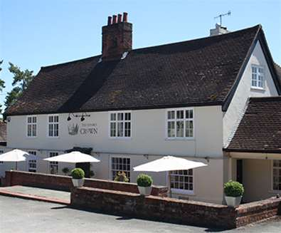 FD - The Ufford Crown - Exterior