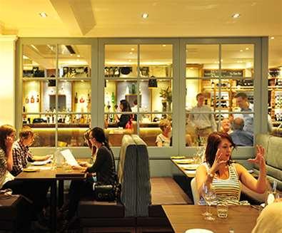 FD - The White Lion - Restaurant