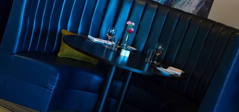 F&D - Ufford Park Restaurant - Booth