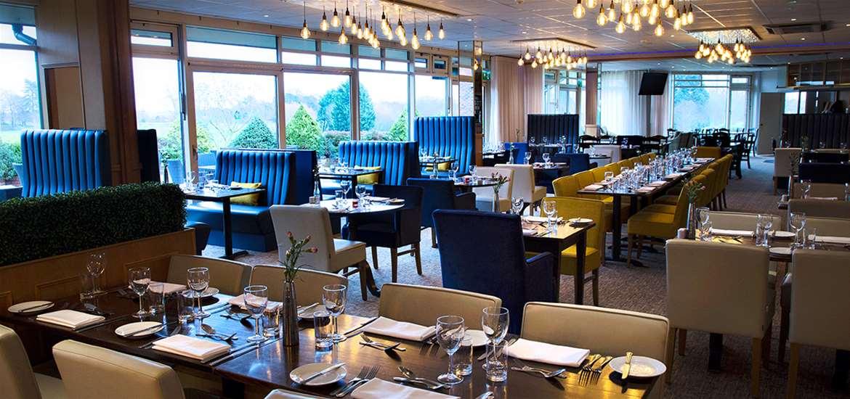 F&D - Ufford Park - View across restaurant