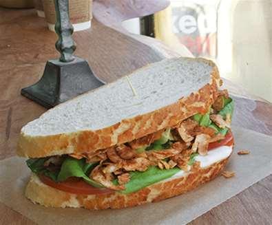 FD - Vegee Deli - Sandwich