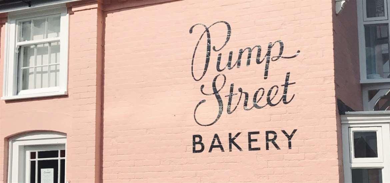 FD Pump Street Bakery Exterior Orford