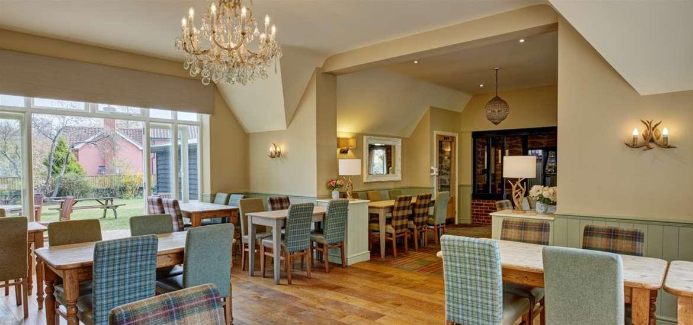 The Fox Inn - Newbourne - Suffolk