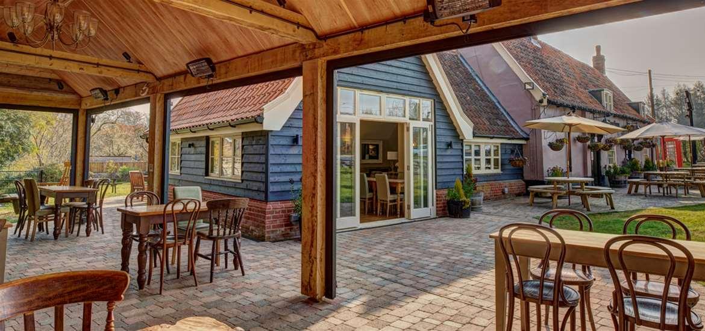 The Fox Inn - Newborne - Suffolk
