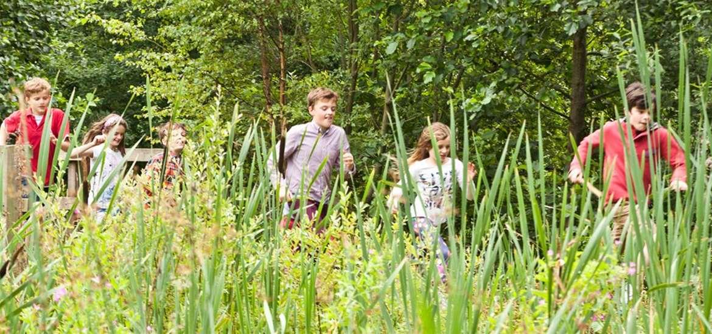 TTDA - Rendlesham Forest - Children running (c) Emily Fae Photography