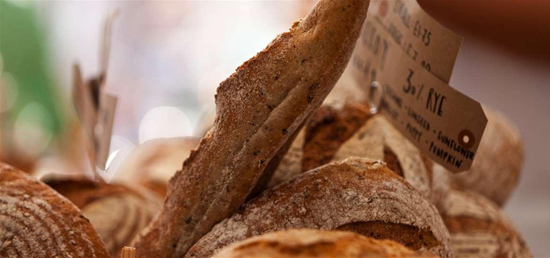 Artisan bread on the Suffolk Coast