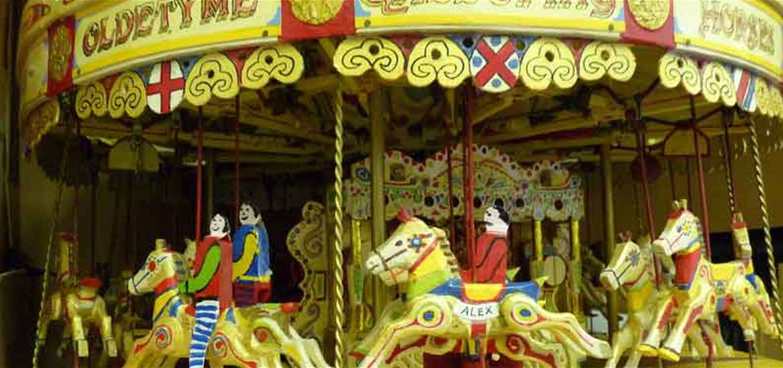 TTDA - Felixstowe Museum - Carousel