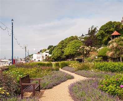 Felixstowe Seafront Gardens 2 - credit Gill Moon