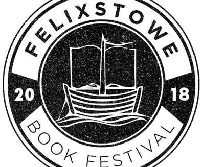 Felixstowe Book Festival 27th June to 1st July!