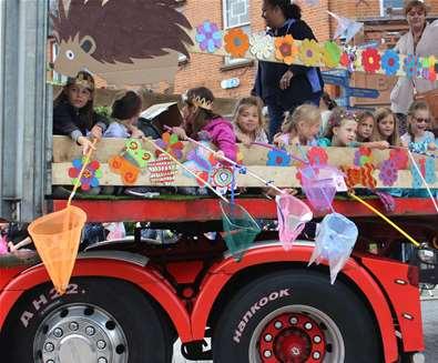 TTDE - Felixstowe Carnival