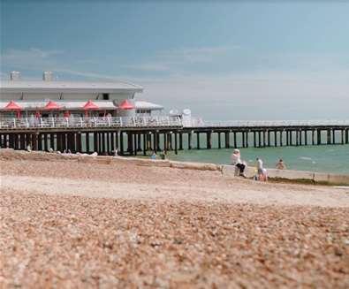 TTDA - Felixstowe Beach - pier