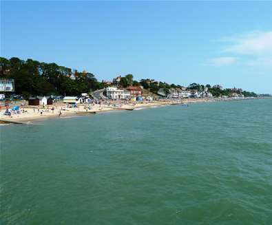 Felixstowe Beaches