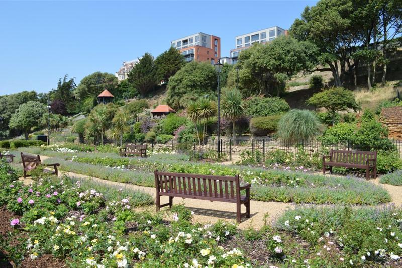 Felixstowe Sea Front Gardens