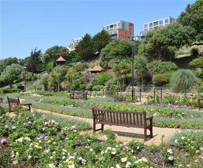 TTDA - Felixstowe Seafront Gardens
