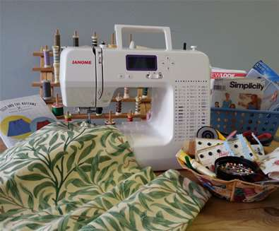Fiona's Fabrics - Get to know your sewing machine!