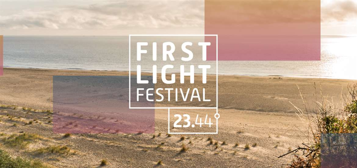 Win a 'First Light Festival' experience and camping stay for 4!