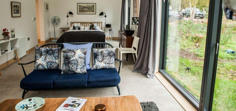 Five Acre Barn Bedroom