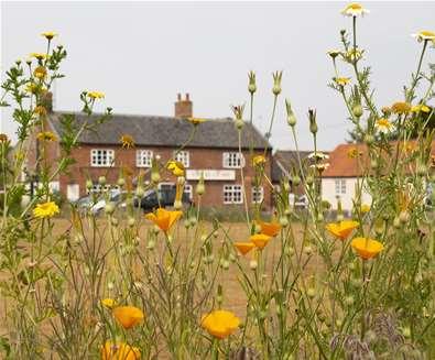 The Five Bells Inn Wrentham Suffolk