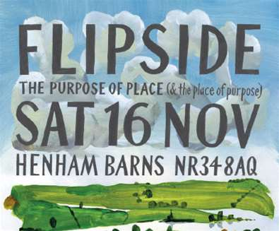 FlipSide: The Person of Place Literary Festival