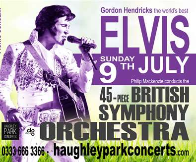 The Music of Elvis & the British Symphony Orchestra