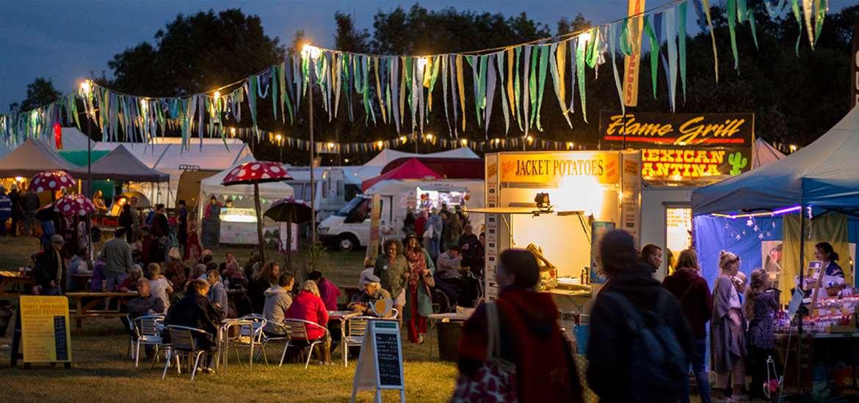 TTDA - FolkEast - Food stalls
