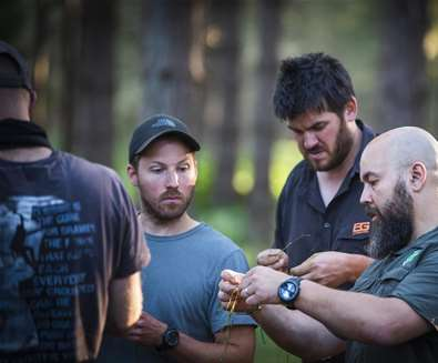 Wilderness Workshop: Foraging and..