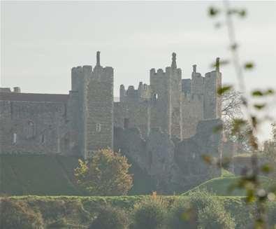 Framlingham Castle - Emily Fae Photography