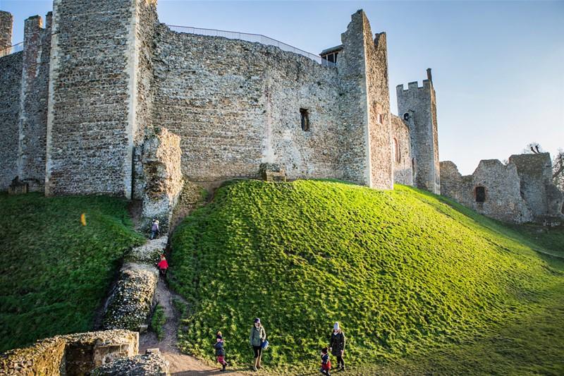 Framlingham Castle - Suffolk