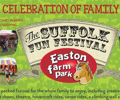 Suffolk Fun Festival at..
