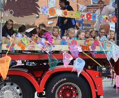 Felixstowe Carnival 2016
