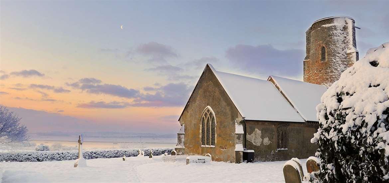 Christmas on The Suffolk Coast