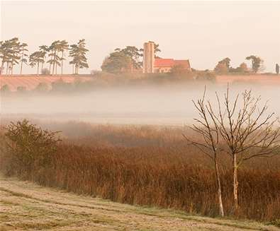Win a Suffolk Coast Winter Break