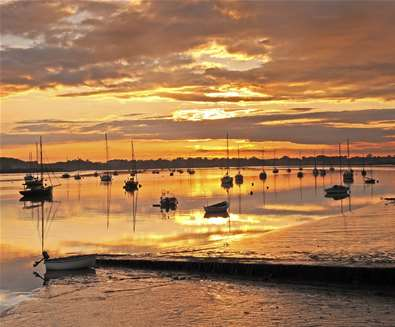 Rivers and Waterways - River Deben - Ramsholt (c) Gill Moon Photography