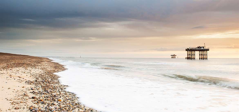 TTDA - Sizewell Beach - winter (c) Gill Moon Photography