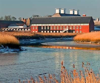 Rivers and Waterways - River Alde - Snape Maltings (c) Gill Moon Photography