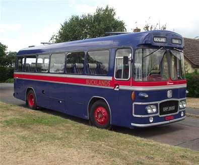 Summer Open Top Bus Tours