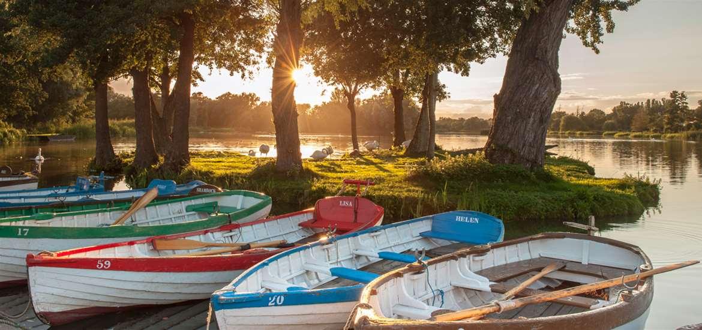 The Suffolk Coast Thorpeness Meare