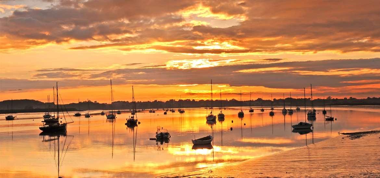 The Suffolk Coast Sunsets