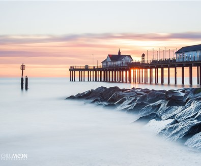 Gill Moon Photography Southwold Pier