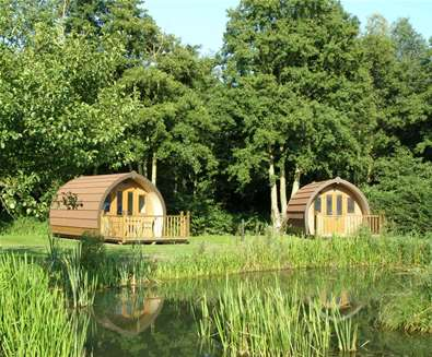 WTS - Run Cottage - Glamping Pod