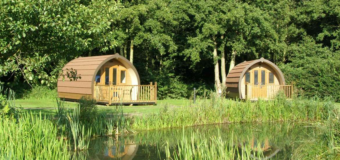 Run Cottage Glamping Pods