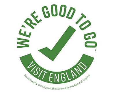 VisitEngland We're Good to Go Accreditation