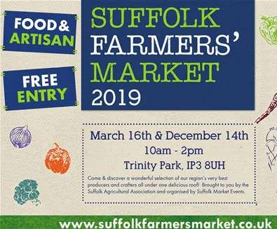 Suffolk Farmers' Market at..