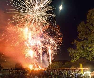 Framlingham Firework Spectacular 2018