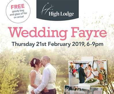 The High Lodge Wedding..
