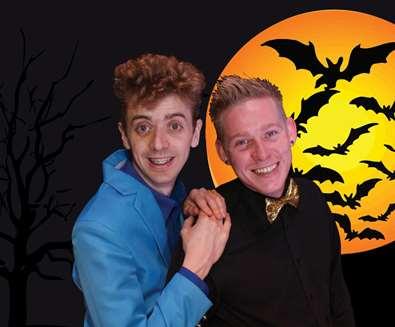TTDE - Halloween Spectacular at Stonham Barns